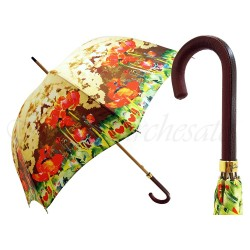 IM, Parasolka damska 3-978, IL MARCHESATO, długa