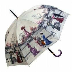 GdJ Parasol damski Parapluies Paris-1900, Guy de Jean