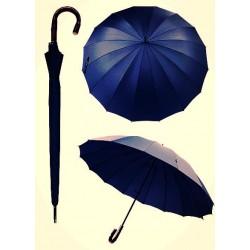 Bugatti parasol męski prezydencki Bugatti  granat