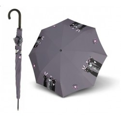 Doppler Parasol damski, Magic Lang Royal Cats, długi