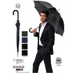 Doppler Parasol męski, Long Carbonsteel F 714767F-1 - wzór 1, długi