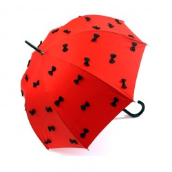GdJ Parasol damski Paris Lolita red, Guy de Jean