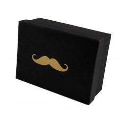 Pudełko prezentowe HIPSTER, 18x13x7,5cm, czarne