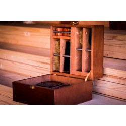 "Zestaw Saphir Medaille d'Or ""Petit Modele"" wooden box"