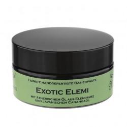MT, Exotic Elemi Krem do golenia, szklany pojemnik 200ml