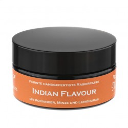 MT, Indian Flavour Krem do golenia, szklany pojemnik 200ml