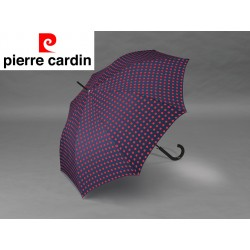 Parasol Pierre Cardin Long AC check to dots