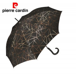 Parasol Pierre Cardin Long AC BE METALIC