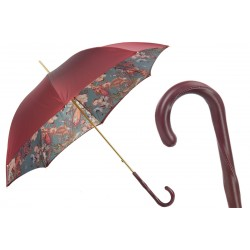 PARASOL PASOTTI BURGUNDY UMBRELLA