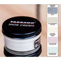 Tarrago - Krem do skór perłowy 50ml - różne kolory
