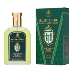T&H West Indian Limes  AFTERSHAVE