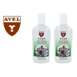 Płyn do czyszczenia cyny 250ml AVEL