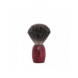 Mühle Nom Ole Pędzel do golenia Pure Badger Blushed Ash