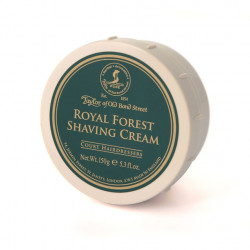 Taylor of Old Bond Street Royal Forest Krem do golenia Bowl 150gr