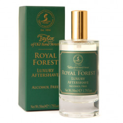 Taylor of Old Bond Street Royal Forest Aftershave, woda po goleniu 100ml