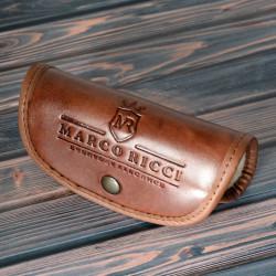 Marco Ricci No. 20 - Costanza, Rękawica polerska z baraniej skóry zapinana