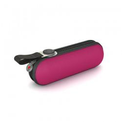 Knirps Parasolka składana w etui, X1 Pink UV Protection