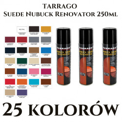 TARRAGO Suede Nubuck Renovator 250ml SPRAY