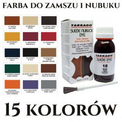 TARRAGO Suede Nubuck Dye 50ml (Pędzelek w zestawie)