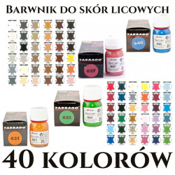 TARRAGO Quick Color 25ml Barwnik do skór licowych