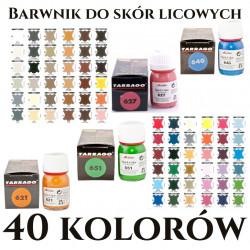 TARRAGO Quick Color 25ml Barwnik do skór licowych