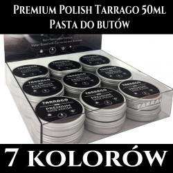 TARRAGO Shoe Premium Polish 50ml - Pasta do butów