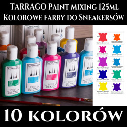 TARRAGO Sneakers Paint Mixing Colors 125ml