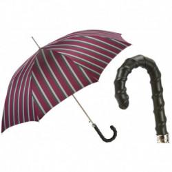 Pasotti Parasol męski Bespoke 478 Alfred-6 D17 - Classic Men's Umbrella