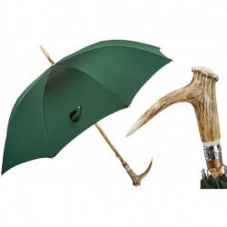 Pasotti Parasol męski Bespoke 142 Pto CN9 CC - Deer Antler Umbrella