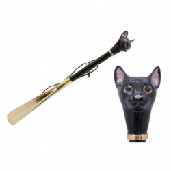 Pasotti Łyżka do butów cs K49 - Black Cat Shoehorn