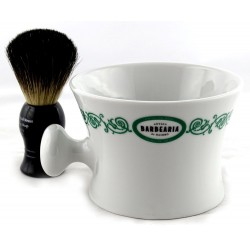 Antiga Barbearía, tygielek do golenia