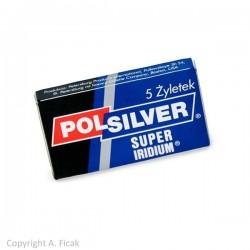 Żyletki Polsilver Super Iridium 5szt