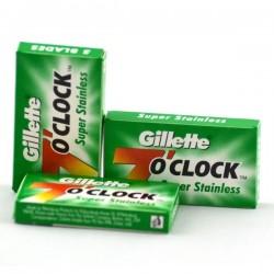 Żyletki Gillette 7 o´clock Super Stainless 5szt