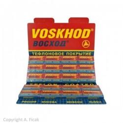 Żyletki 5szt Voskhod, powlekane tefolnem