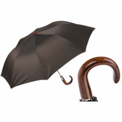Pasotti Parasol męski  składany 64 1084-2 UL - Classic Folding Umbrella
