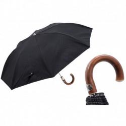 Pasotti Parasol męski  składany 64 Pto CN5 C - Classic Folding Umbrella, Chestnut Handle