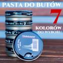 Tarrago Shoe polish pasta z woskiem pszczelim 50ml 7 kolorów do wyboru