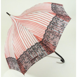 "ChT Parasol damski  ""DEVINE-MOI"" PETITE PAGODE kolor grejpfrut, CHANTAL THOMASS"