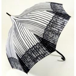 "ChT Parasol damski  ""DEVINE-MOI"" PETITE PAGODE kolor czarny , CHANTAL THOMASS"