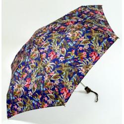 GdJ Parasol damski składany TROPICAL NAVY, Guy de Jean