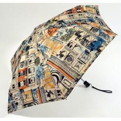 GdJ Parasol damski składany FANTAISIE BEIGE, Guy de Jean