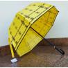 ChT Parasol damski KLATKA DLA PTAKÓW żółty, CHANTAL THOMASS