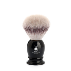 MÜHLE, pędzel do golenia syntetyczne włosie  39 K 256 czarny