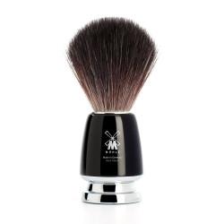 MÜHLE, pędzel do golenia syntetyczne włosie Black Fibre 21 m 226 RYTMO