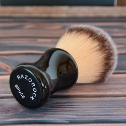 RazoRock, pędzel do golenia Plissoft Bruce Synthetic 24mm