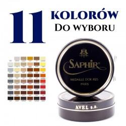 PASTA/WOSK DO OBUWIA - SAPHIR Medaille D'or 50 ml, Różne kolory