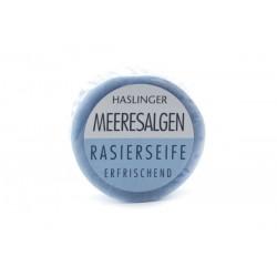 Haslinger, Orzeźwiające mydło do golenia 60g z wodorostów