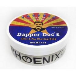 Phoenix Dapper Doc mydło do golenia 114gr