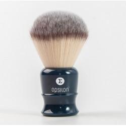 Epsilon Silvertip Fibre Blue Shaving Brush 54/26mm