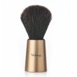 Vie-Long Pędzel do golenia Norkid z czarnego włosia końskiego.